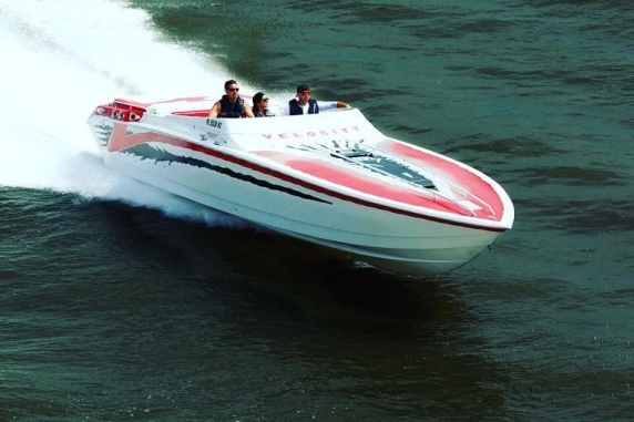 SPARTAN POWER BOAT PAGE 1